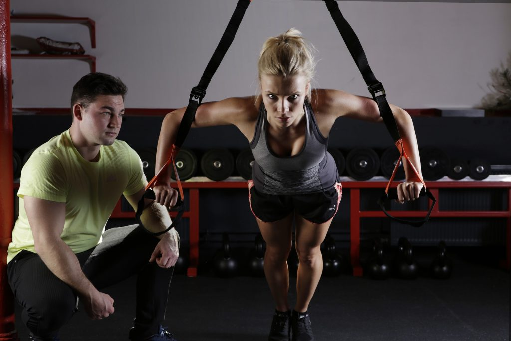 Getting in shape with a Fort Collins Personal Trainer is a great investment for your health!